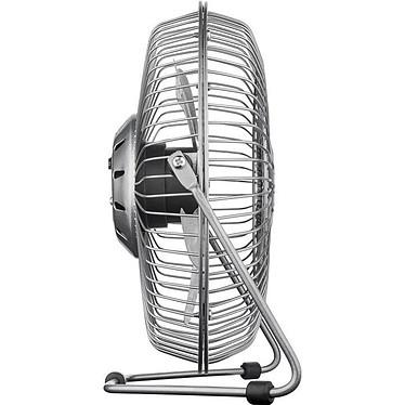 "Avis Goobay Mini ventilateur USB 8'"" (Argent)"