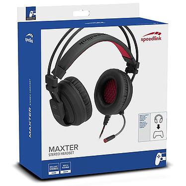 Speedlink Maxter (PS4) pas cher
