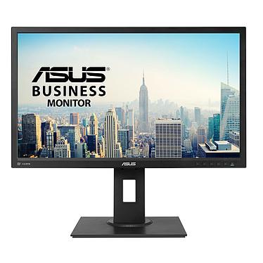 """ASUS 23"""" LED - BE239QLBH 1920 x 1080 pixels - 5 ms (gris à gris) - Format large 16/9 - Dalle IPS - Pivot - DisplayPort/DVI-D/HDMI - Hub USB 3.0 - Noir (Garantie constructeur 3 ans)"""