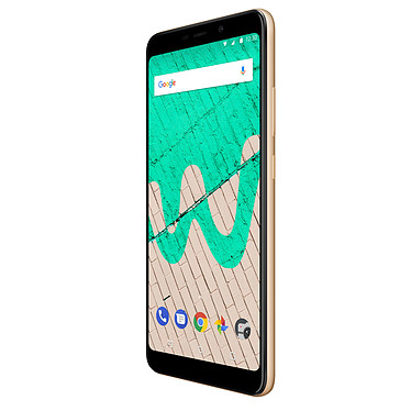 Acheter Wiko View Max Or