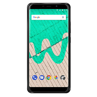 Avis Wiko View Max Anthracite