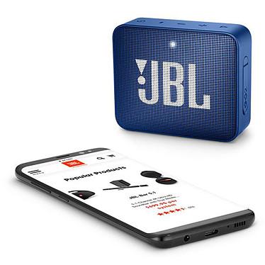 JBL GO 2 Bleu pas cher