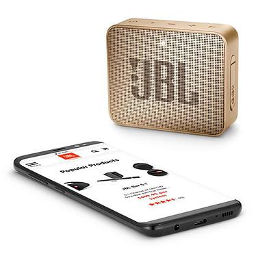 JBL GO 2 Champán a bajo precio