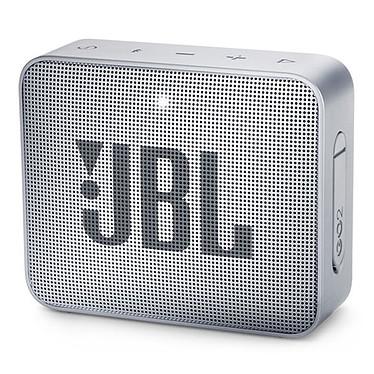 JBL GO 2 Gris Mini-inalámbrico inalámbrico Bluetooth y altavoz resistente al agua con función manos libres