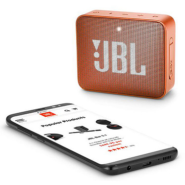 JBL GO 2 Orange pas cher