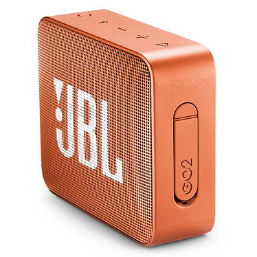 Avis JBL GO 2 Orange