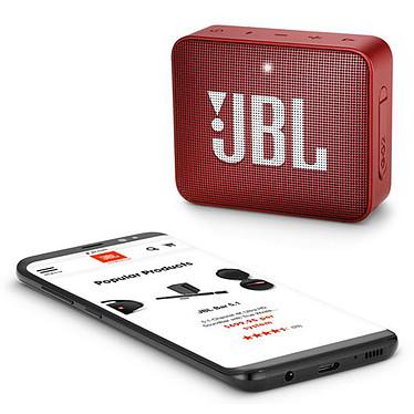 JBL GO 2 Rojo a bajo precio