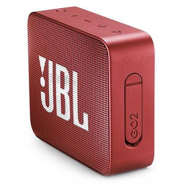 Avis JBL GO 2 Rouge