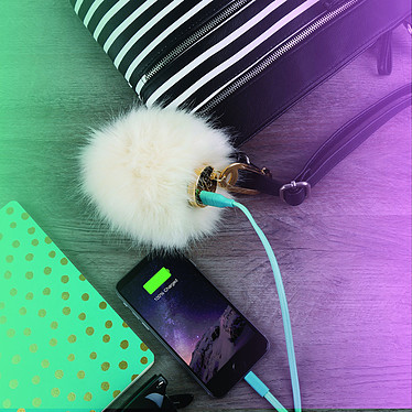 Acheter BUQU Power Poof PowerBank Noir