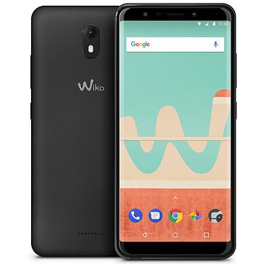 "Wiko View Go 16 Go Anthracite Smartphone 4G-LTE Dual SIM - ARM Cortex-A53 Quad-Core 1.3 GHz - RAM 2 Go - Ecran tactile 5.7"" 720 x 1440 - 16 Go - NFC/Bluetooth 4.2 - 3000 mAh - Android 8.1"