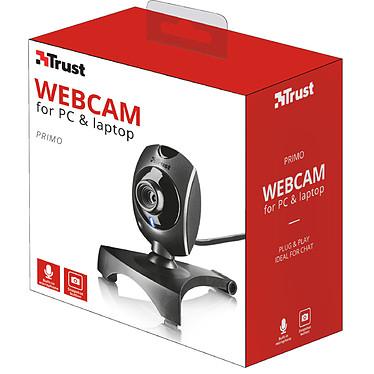 Trust Primo Webcam pas cher