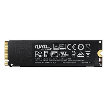 Acheter Samsung SSD 970 EVO M.2 PCIe NVMe 250 Go