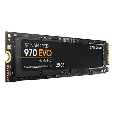 Avis Samsung SSD 970 EVO M.2 PCIe NVMe 250 Go