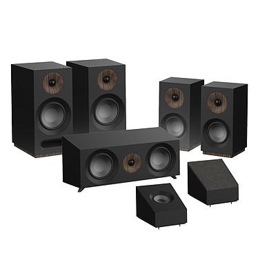 Jamo S 803 HCS Noir + S 8 ATM Noir Pack d'enceintes 5.0.2 Dolby Atmos