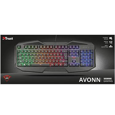Acheter Trust Gaming GXT 830-RW Avonn Noir