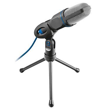 Trust Mico Microphone de bureau avec trépied