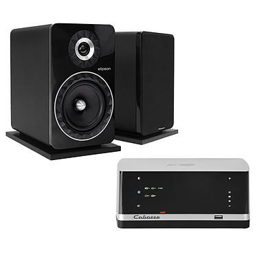 Cabasse Stream AMP 100 + Elipson Prestige Facet 8B Noir
