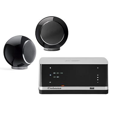 Cabasse Stream AMP 100 + Elipson Planet L Noir