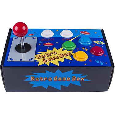 SunFounder Retro Game Box Stick Arcade à assembler pour Raspberry Pi