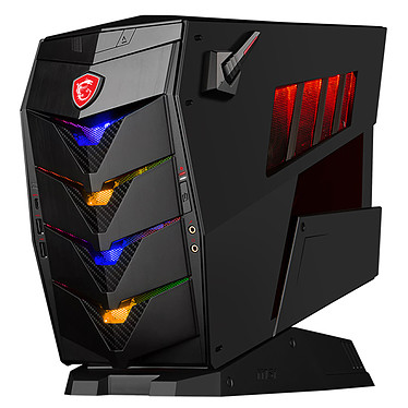 MSI Aegis 3 8RC-011FR Intel Core i7-8700 8 Go SSD 256 Go + HDD 2 To NVIDIA GeForce GTX 1060 6 Go Wi-Fi AC/Bluetooth Windows 10 Famille 64 bits