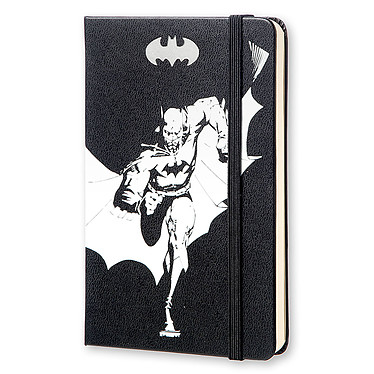 Moleskine Batman Plain Pocket Noir
