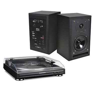Marantz TT5005 Noir + Eltax Monitor III BT Phono Noir