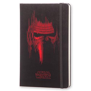Moleskine Star Wars VII Kylo Ren Large Noir