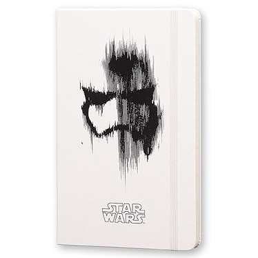 Moleskine Star Wars VII Storm Trooper Large Blanc