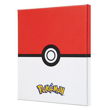 Moleskine Coffret Collection Pokémon Large Rouge/Blanc