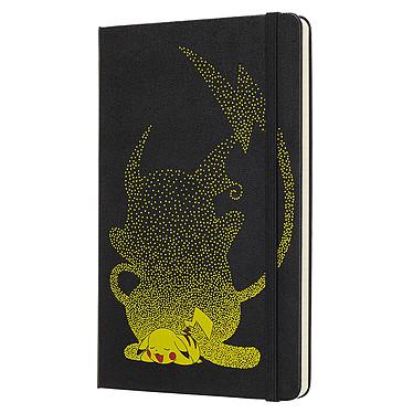 Moleskine Carnet Pokémon Pikachu Large Noir