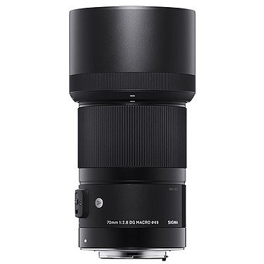 SIGMA 70mm f/2.8 DG Macro Art monture Canon
