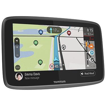 """TomTom Go Camper GPS camping cars et caravanes, monde, écran tactile 6"""" avec cartographie, trafic à vie"""