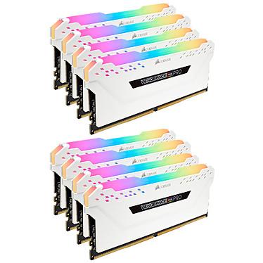 Corsair Vengeance RGB PRO Series 64 Go (8x 8 Go) DDR4 3600 MHz CL18