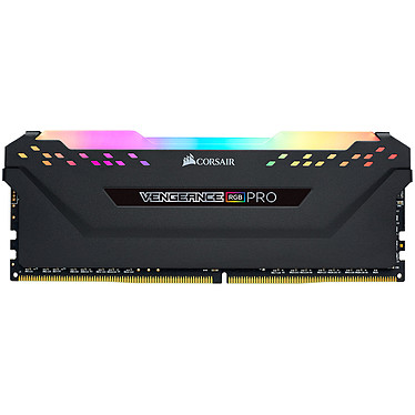 Acheter Corsair Vengeance RGB PRO Series 32 Go (4x 8 Go) DDR4 2666 MHz CL16