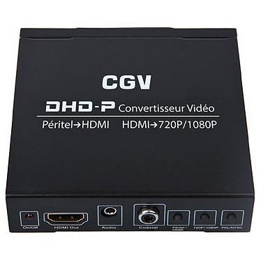 CGV DHD-P Convertisseur vidéo de signaux analogique (Péritel) en numérique (HDMI)