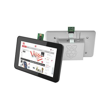 "Raspberry Pi Display Case Blanc Support d'ecran officiel 7"" pour Raspberry PI"