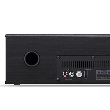 Avis Sharp XL-B715D Noir