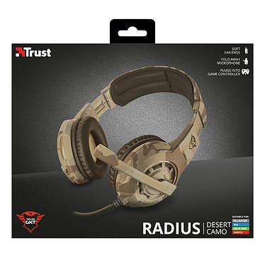 Trust Gaming GXT 310D Radius (Camo Desert) pas cher
