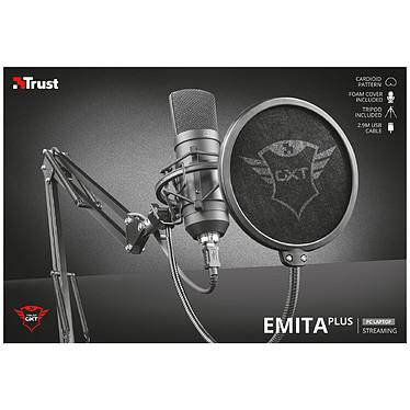 Trust Gaming GXT 252+ Emita Plus pas cher