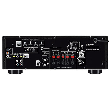 Avis Yamaha RX-V385 Noir