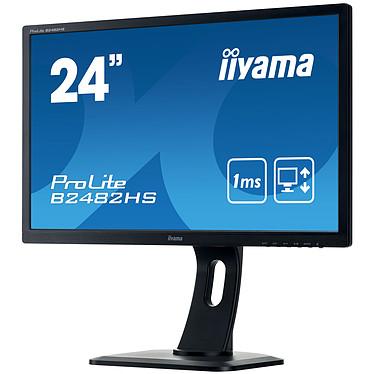 """Avis iiyama 24"""" LED - ProLite B2482HS-B1"""