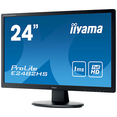 "Avis iiyama 24"" LED - ProLite E2482HS-B1"