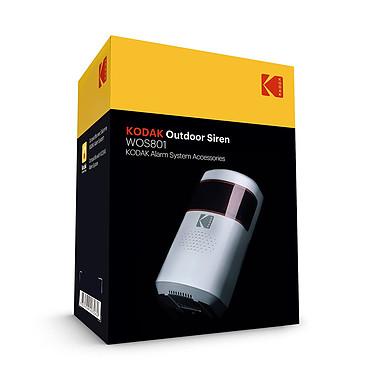 Avis Kodak Sirène WOS801