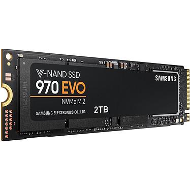 Avis Samsung SSD 970 EVO M.2 PCIe NVMe 2 To