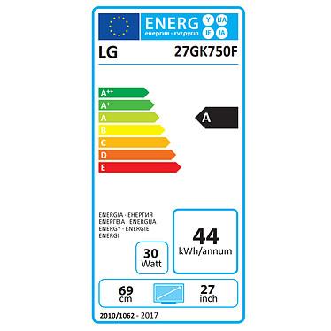 """LG 27"""" LED 27GK750F pas cher"""