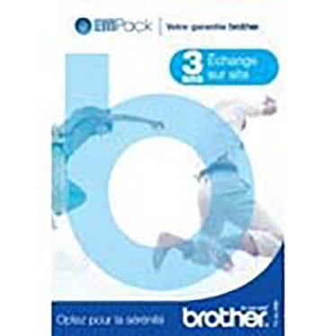 Brother EFFI3ESC Extension de garantie 3 ans échange sur site (Pack service 3) (FRANCE)
