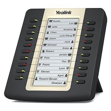 Yealink EXP20 Module d'extension pour téléphones Yealink T27G et T29G