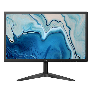 "AOC 21.5"" LED - 22B1HS 1920 x 1080 pixels  - 5 ms - Format large 16/9 - Dalle IPS - HDMI - VGA - Noir"