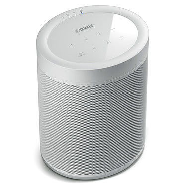 Yamaha MusicCast 20 Blanco Altavoz inalámbrico 40 W multiroom Wi-Fi, Airplay y Bluetooth con MusicCast y MusicCast Surround