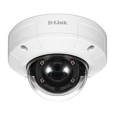 D-Link DCS-4633EV Caméra dôme PoE Full HD d'extérieur anti-vandal jour/nuit 3MP (Fast Ethernet)